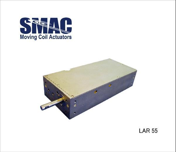 線性加旋轉致動器 LAR55 1