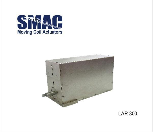 線性加旋轉致動器 LAR300 1