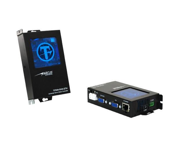 TITAN-SVX 智能運動控制器驅動器 2