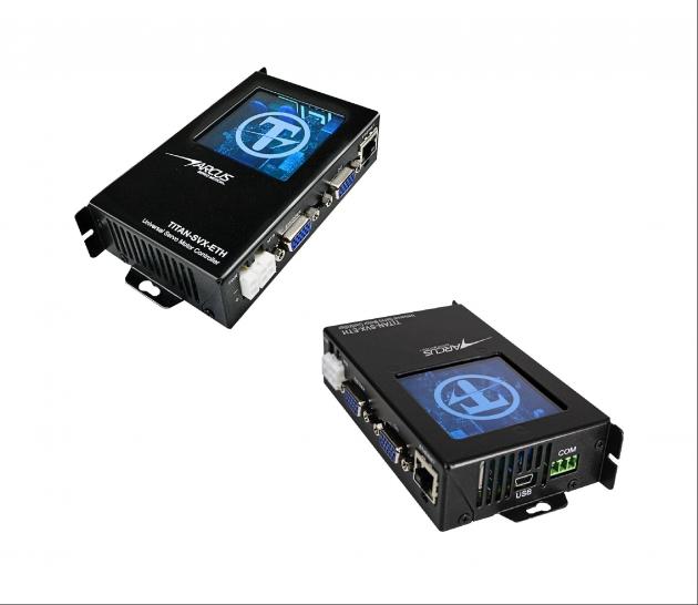 TITAN-SVX 智能運動控制器驅動器 3