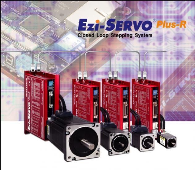 Ezi-SERVO Plus-R 1
